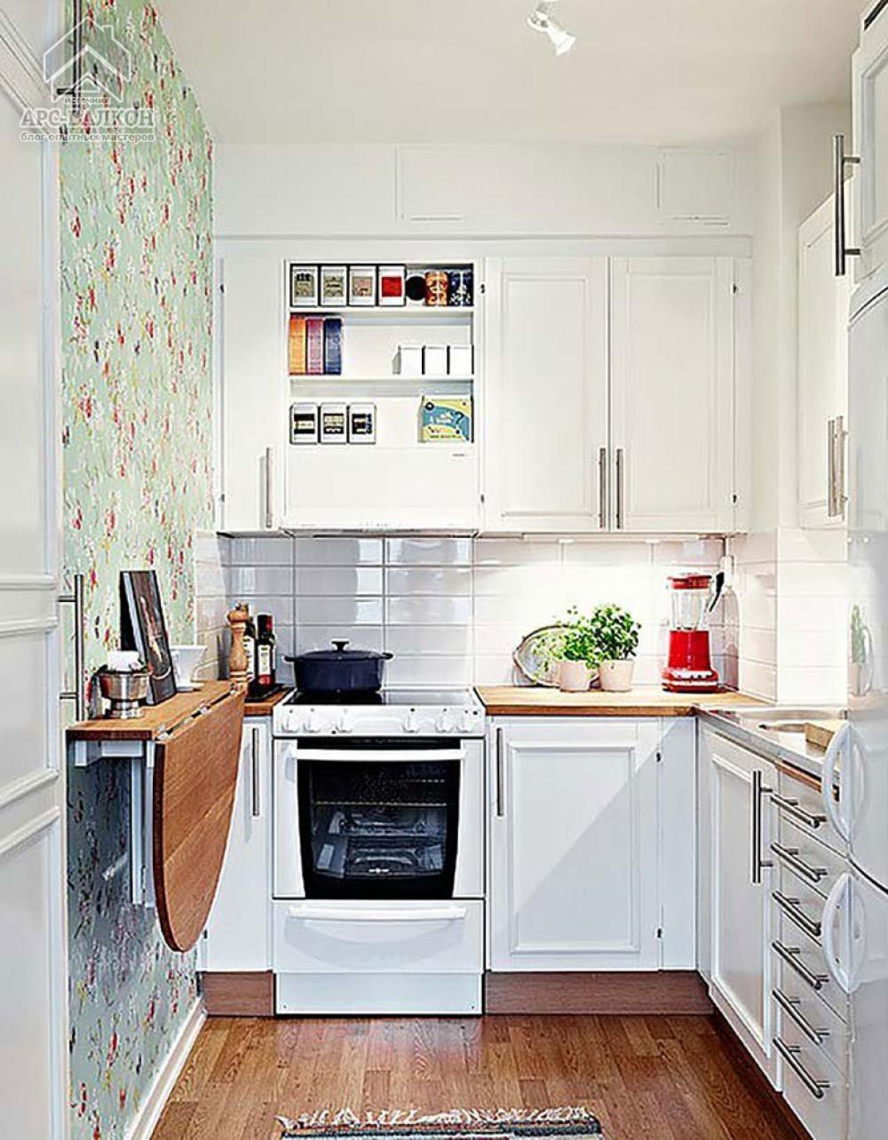 Идеи ремонта на кухне фото хрущевка