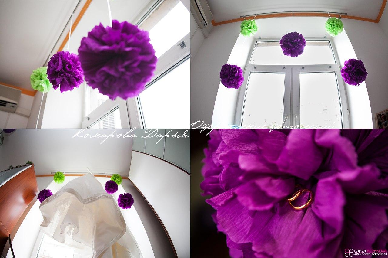 Оформление комнаты невесты фото своими руками