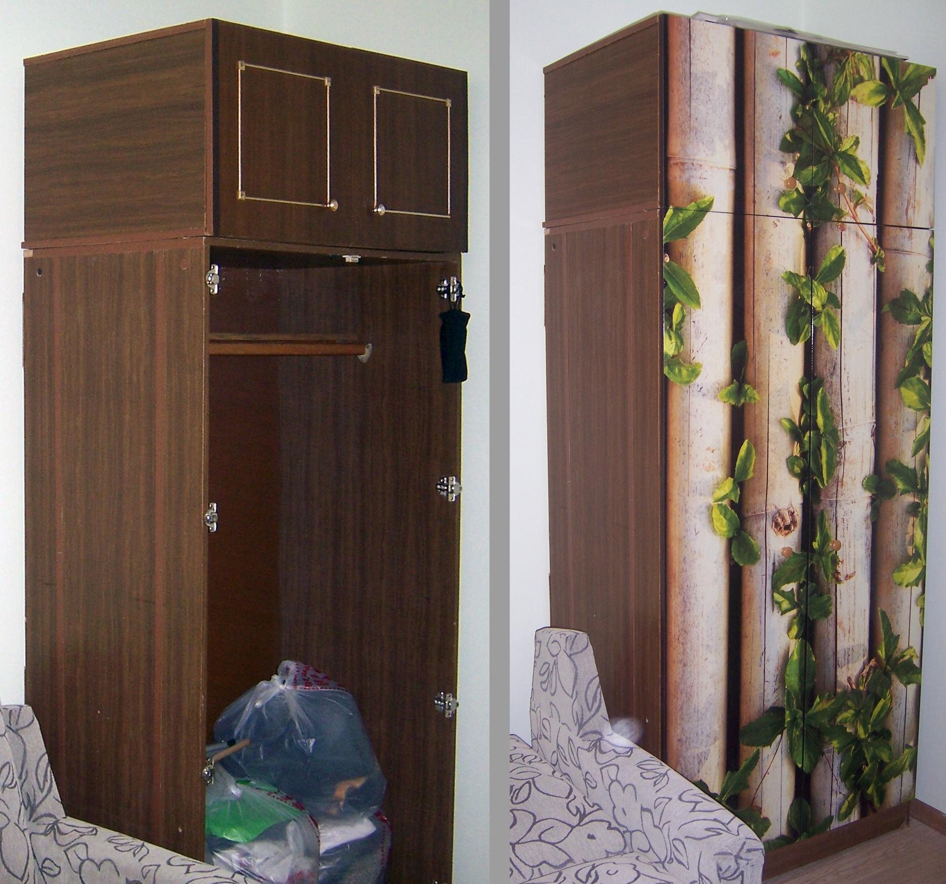 Обновить своими руками мебель