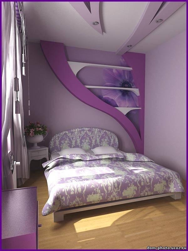 Идеи для ремонта в спальне своими руками 26
