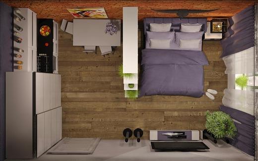 комнаты в общаге интерьер фото