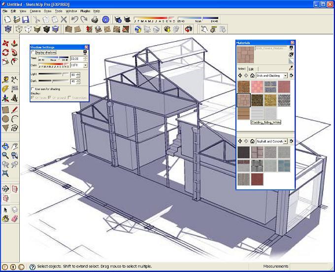Профессиональную программу проектирования домов