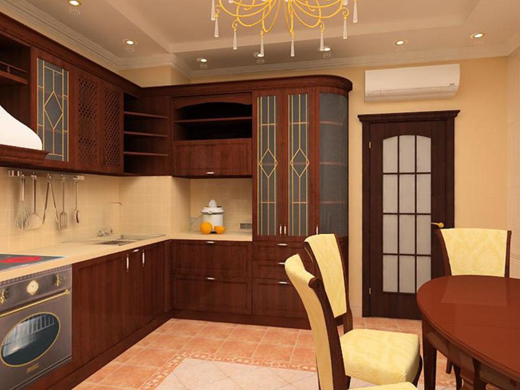 Дизайн ремонт своими руками кухни 79