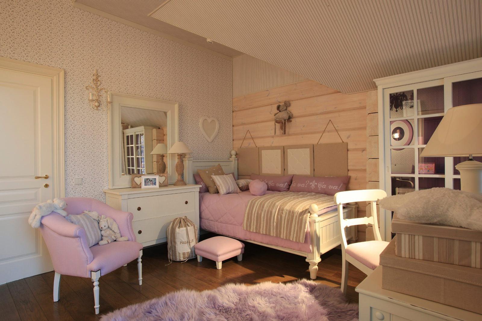 Детские комнаты в своем доме дизайн