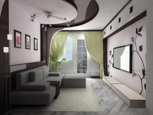 Дизайн недорогой квартир