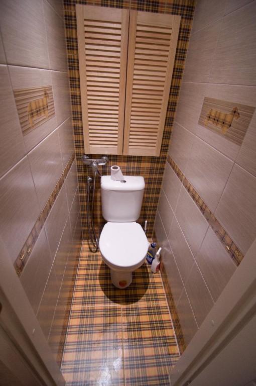 Дизайн для туалета в хрущевке
