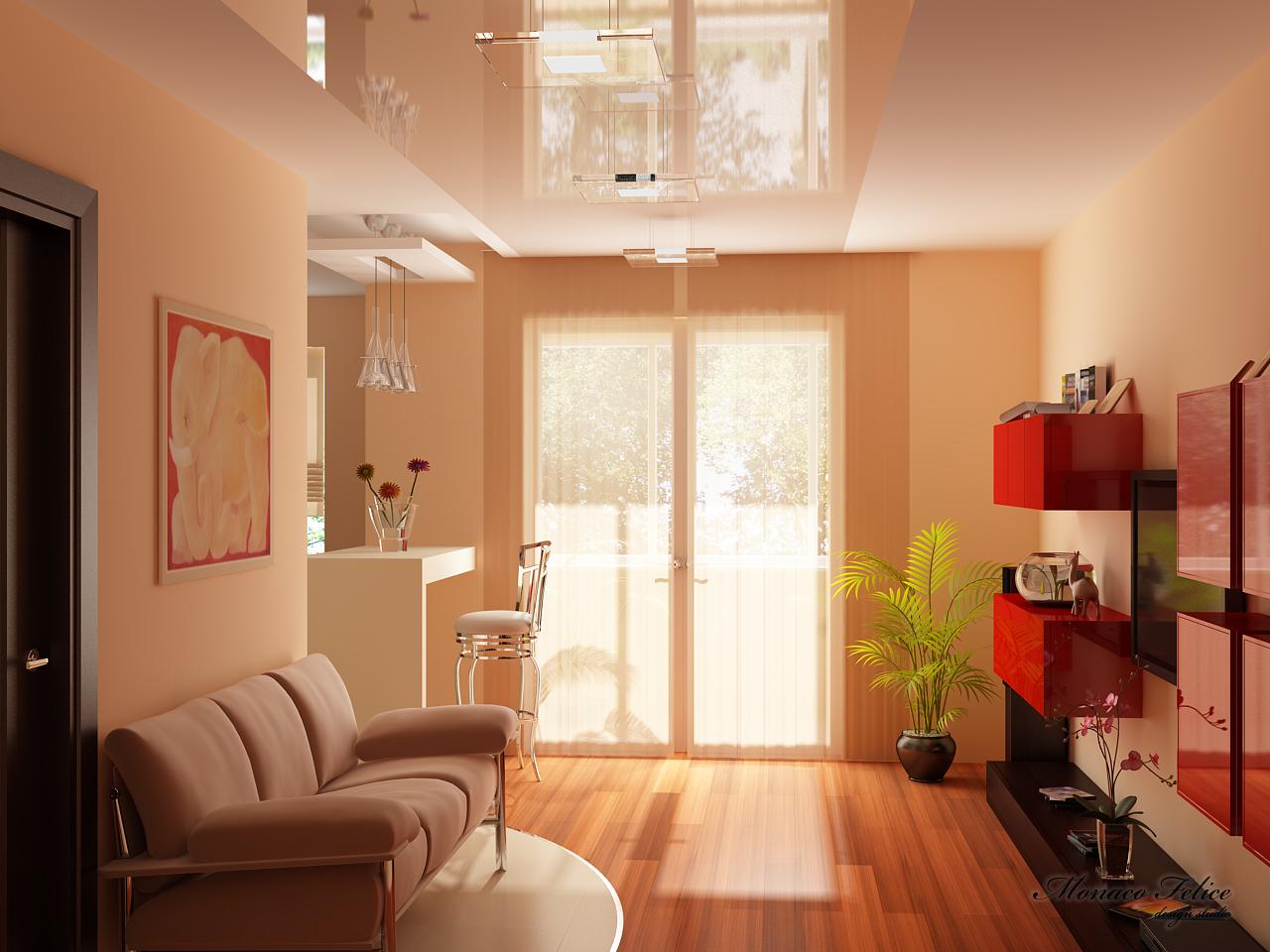 Малогабаритные квартиры дизайн ремонт в