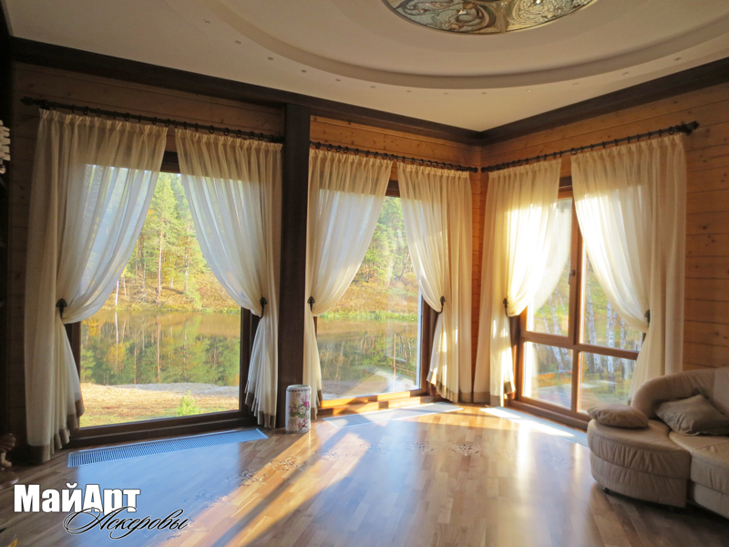 Дизайн интерьера частных домов