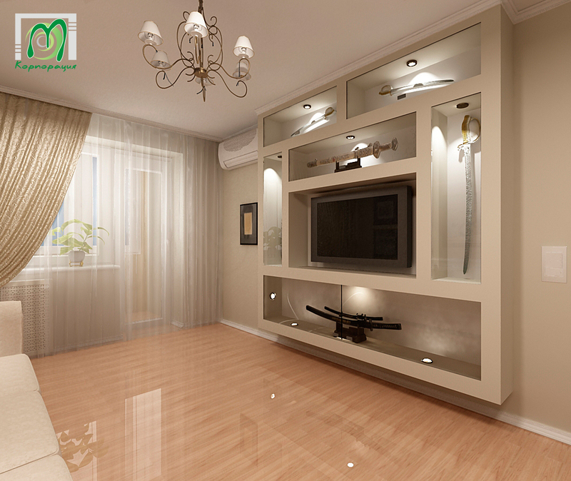 С чего начать дизайн интерьера квартиры
