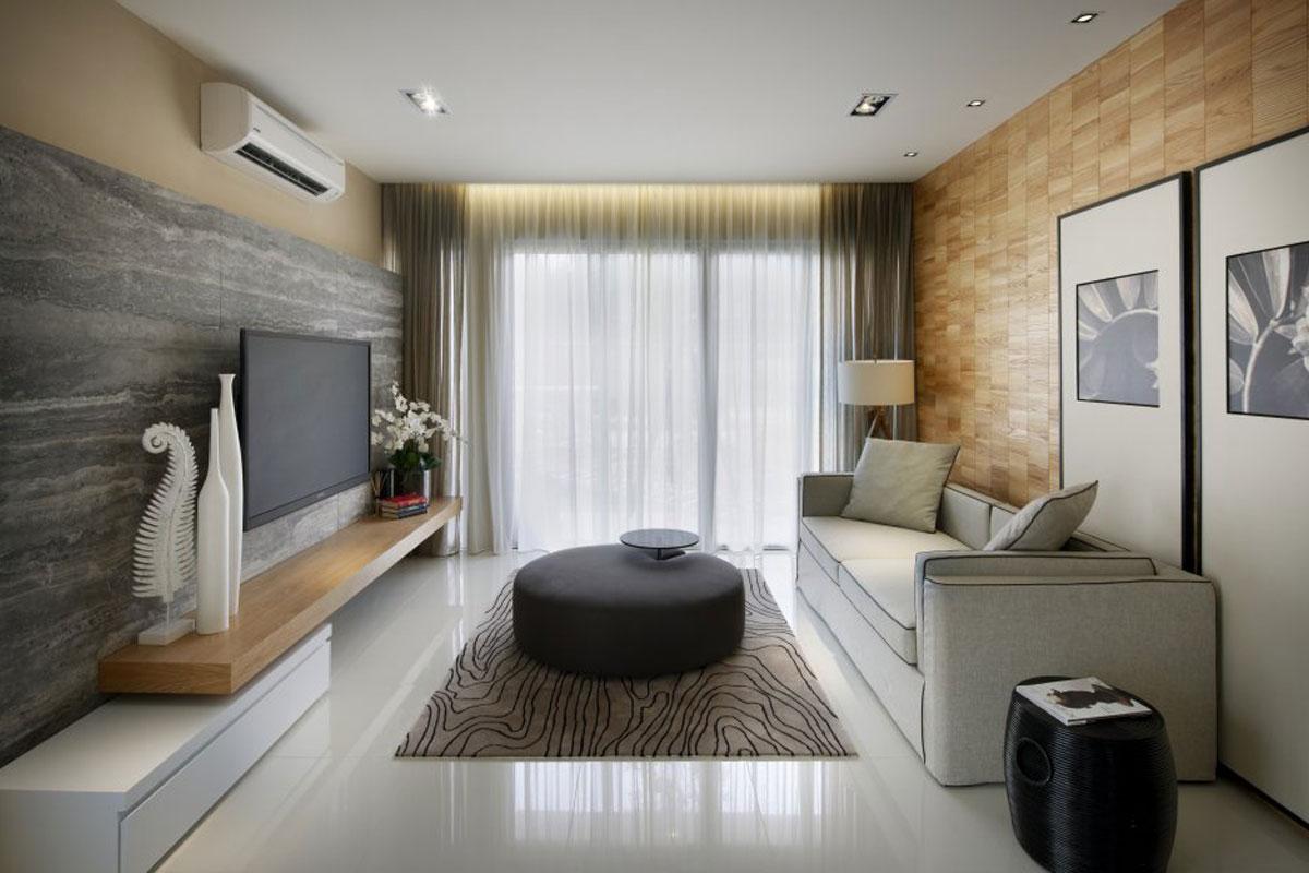 Современная квартира интерьер фото
