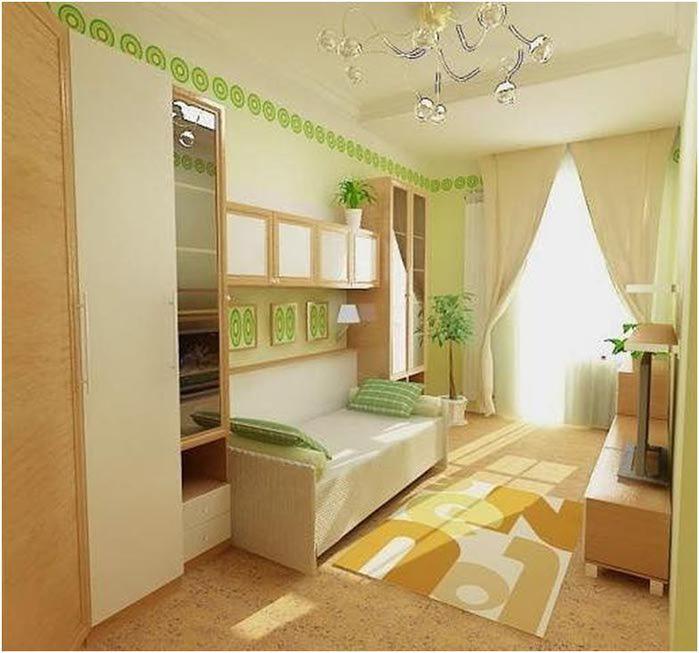 Дизайн не больших комнат