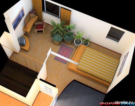 Программа по созданию интерьера комнаты