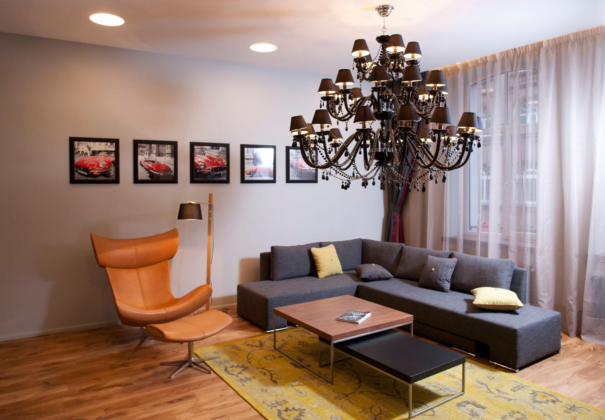 Дизайн квартир студийгалерея люстры