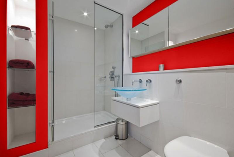 Современный дизайн ванны маленького размера