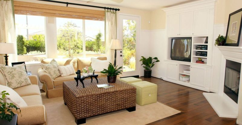 Дизайн комнат в квартирах