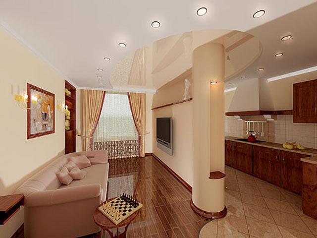 Фото квартир однокомнатной интерьер дизайн