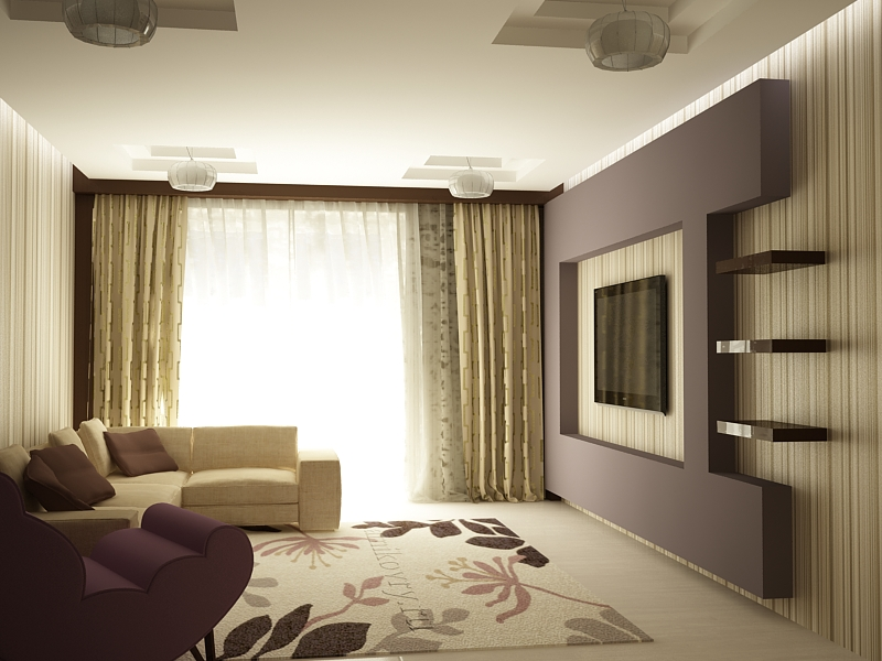 Дизайн гостевых комнат к