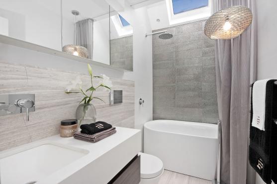 Фото дизайна стандартных ванных комнат панельные дома