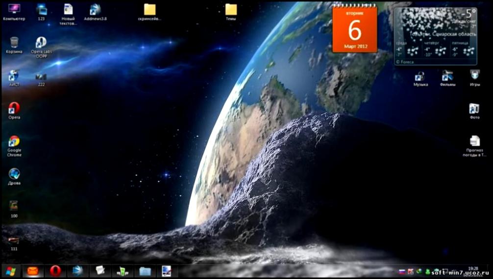 Живые обои для windows 7 скачать бесплатно из торрента