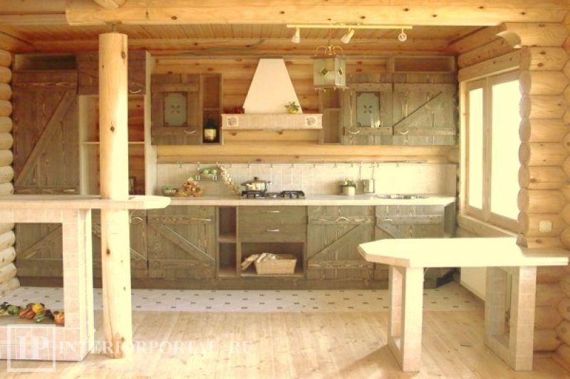 Мебель кухонная на даче своими руками 192
