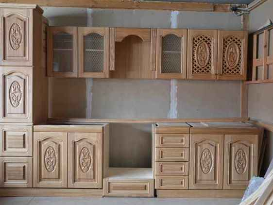 Из чего можно сделать фасады для кухни своими руками