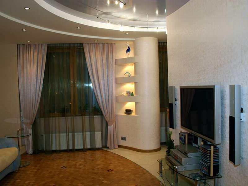 """Сколько стоит сделать ремонт в однокомнатной квартире """" совр."""