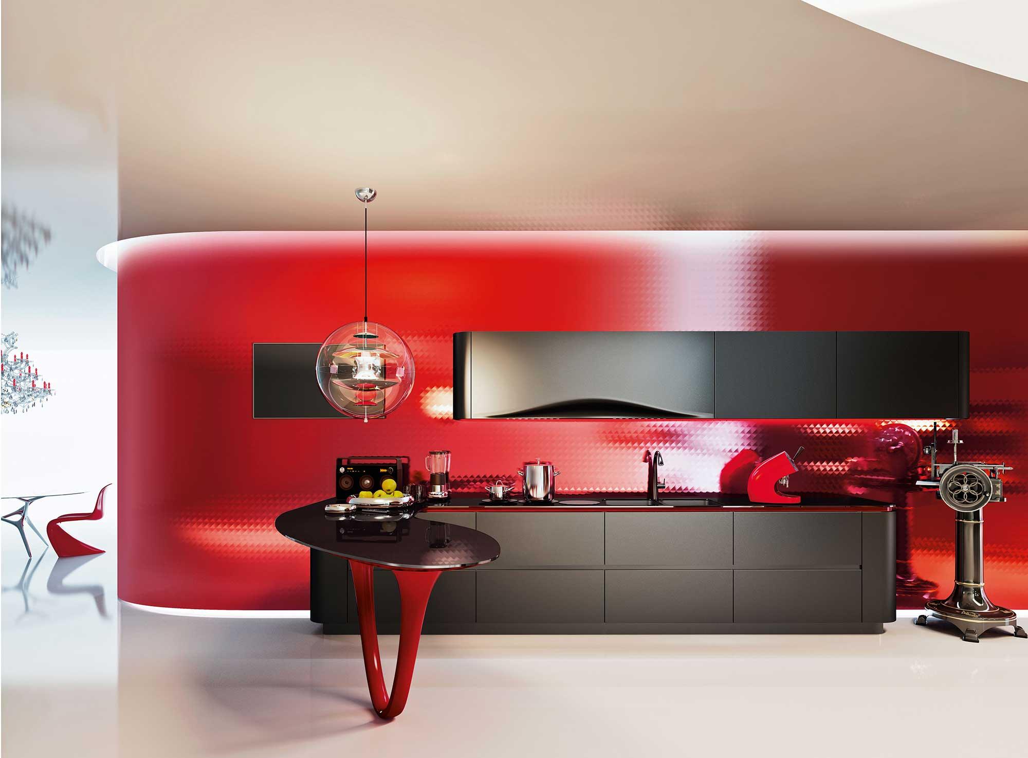 Эксклюзивные кухня дизайн