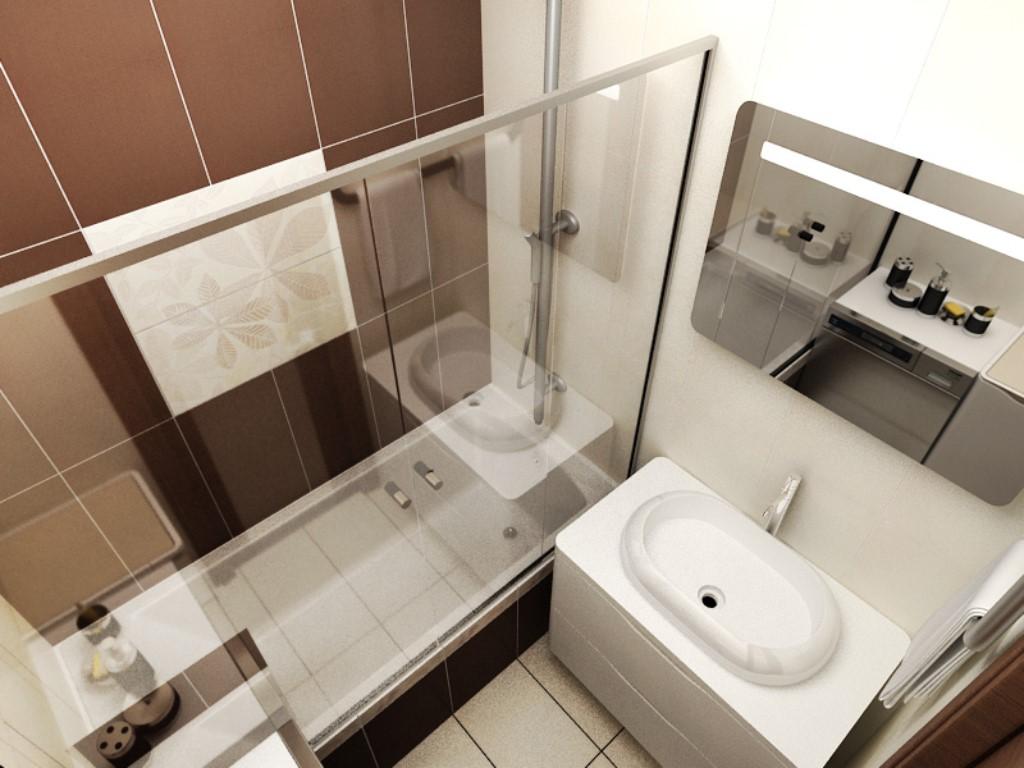 Дизайн квартир ванная санузел