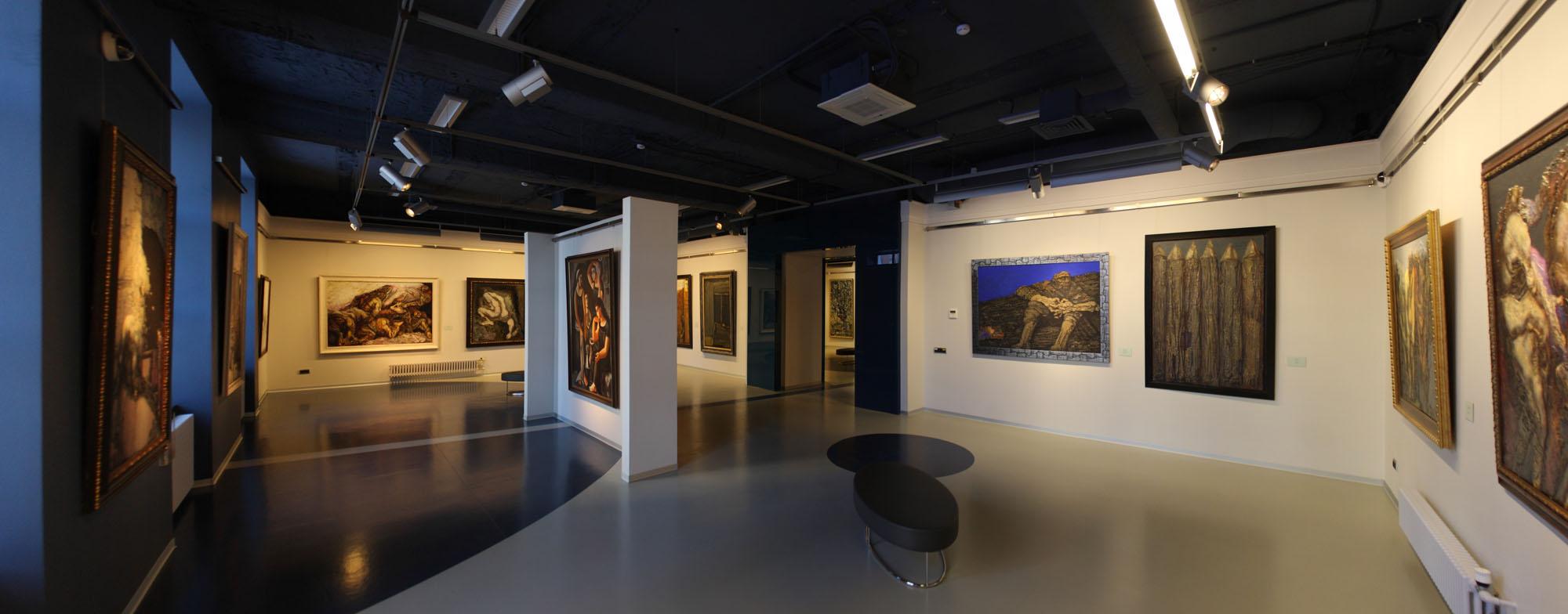 Дизайн галереи