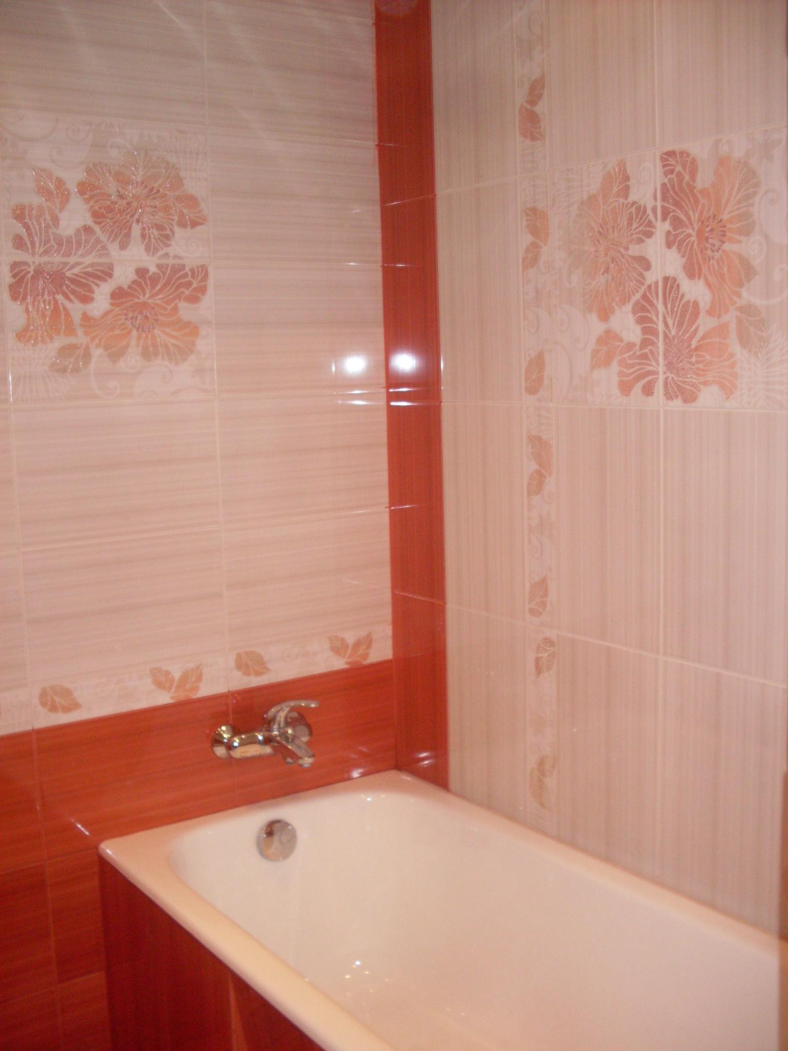 Ремонт и отделка ванной комнаты и туалета в