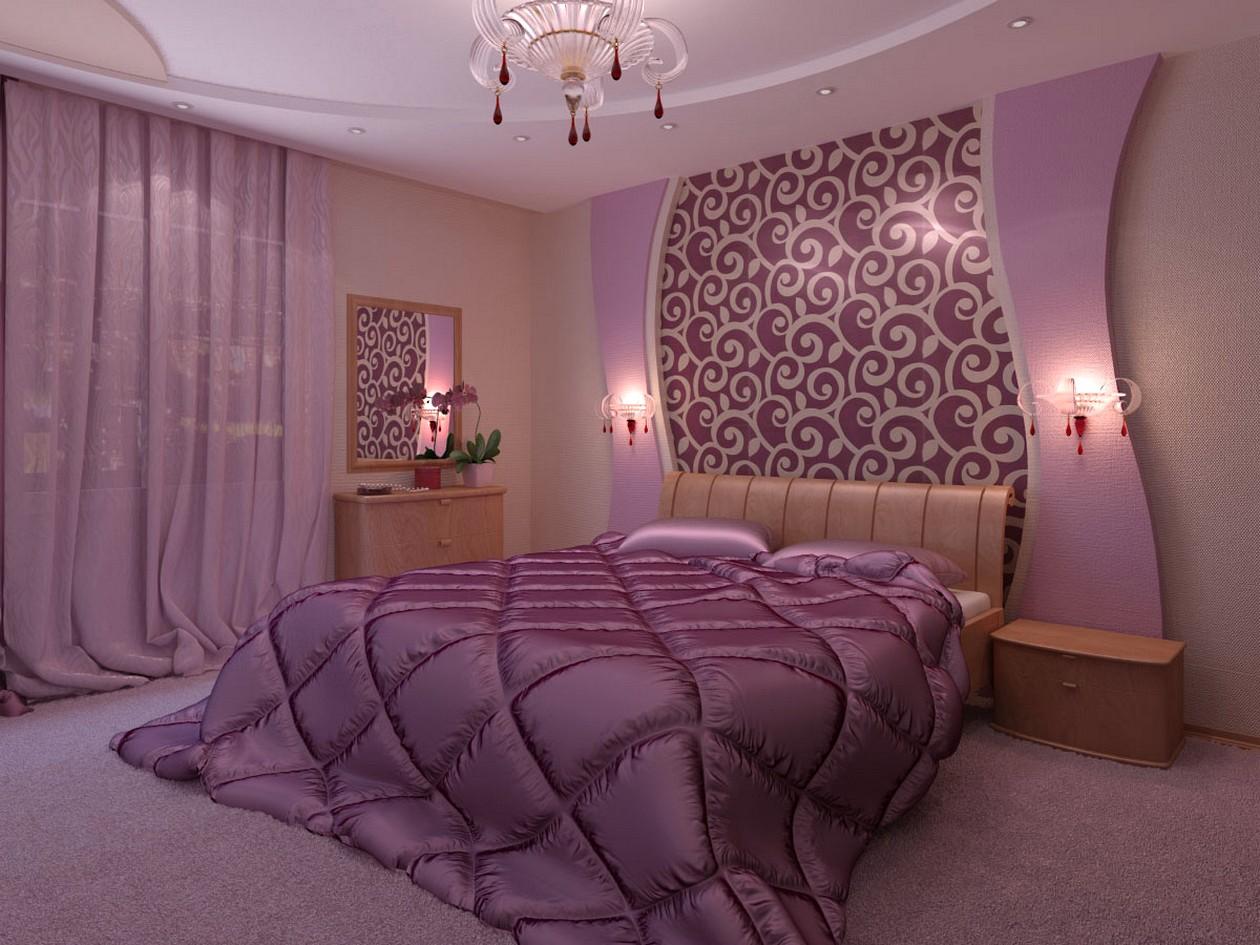 Как сделать ремонт в спальне недорого и красиво в квартире