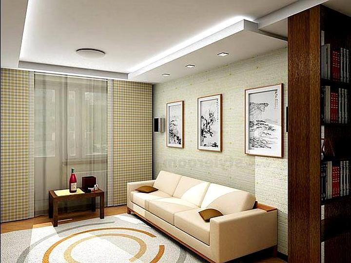 Дизайн маленькой гостиной в хрущевке реальные