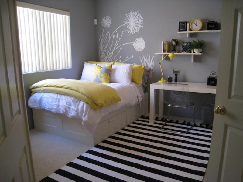 Маленькая комната для девушки 20 лет дизайн