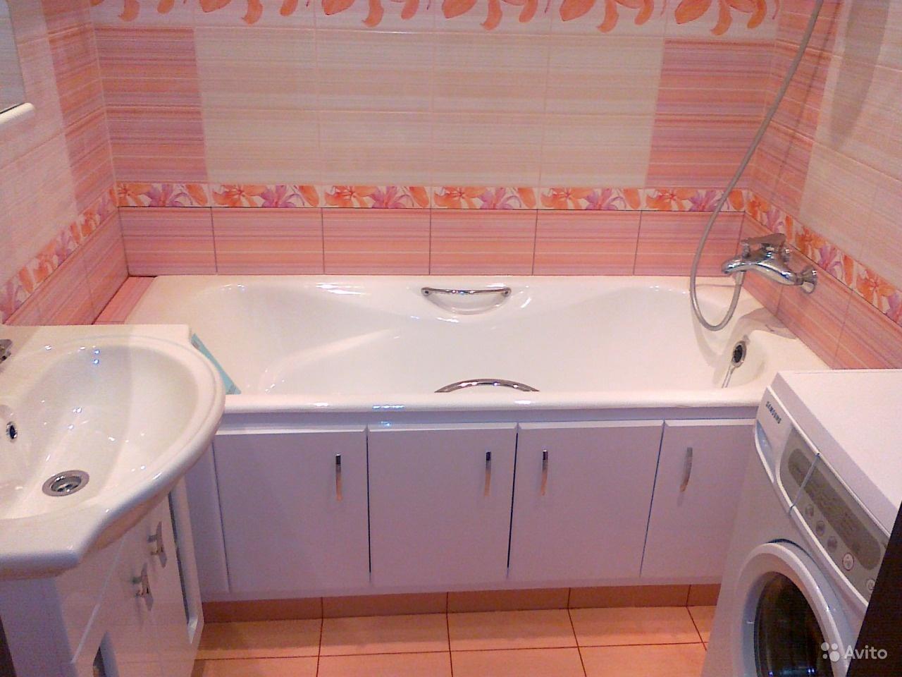 Простой ремонт в ванной комнате своими руками 83