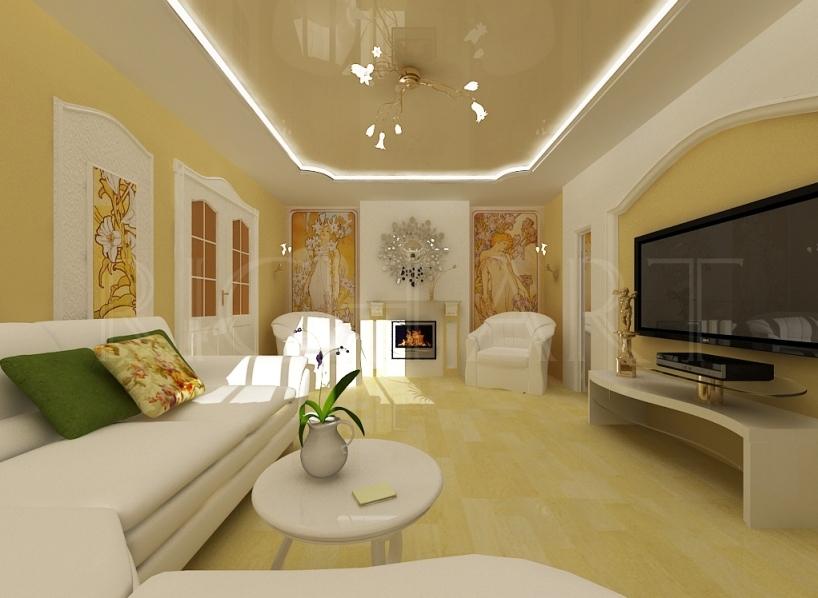 Фото дизайнов квартир в стиле модерн