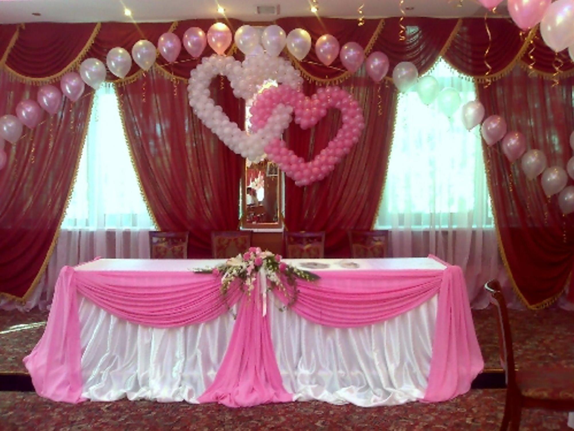 Как украсить комнату невесты своими руками 9