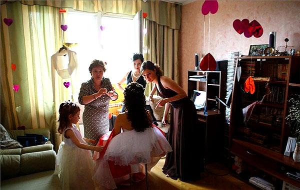 Как украсить комнату невесты своими руками 13