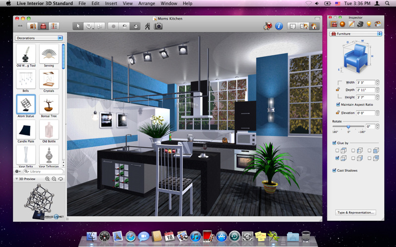 Home design 3d app cracked erogonschool Professional interior design software