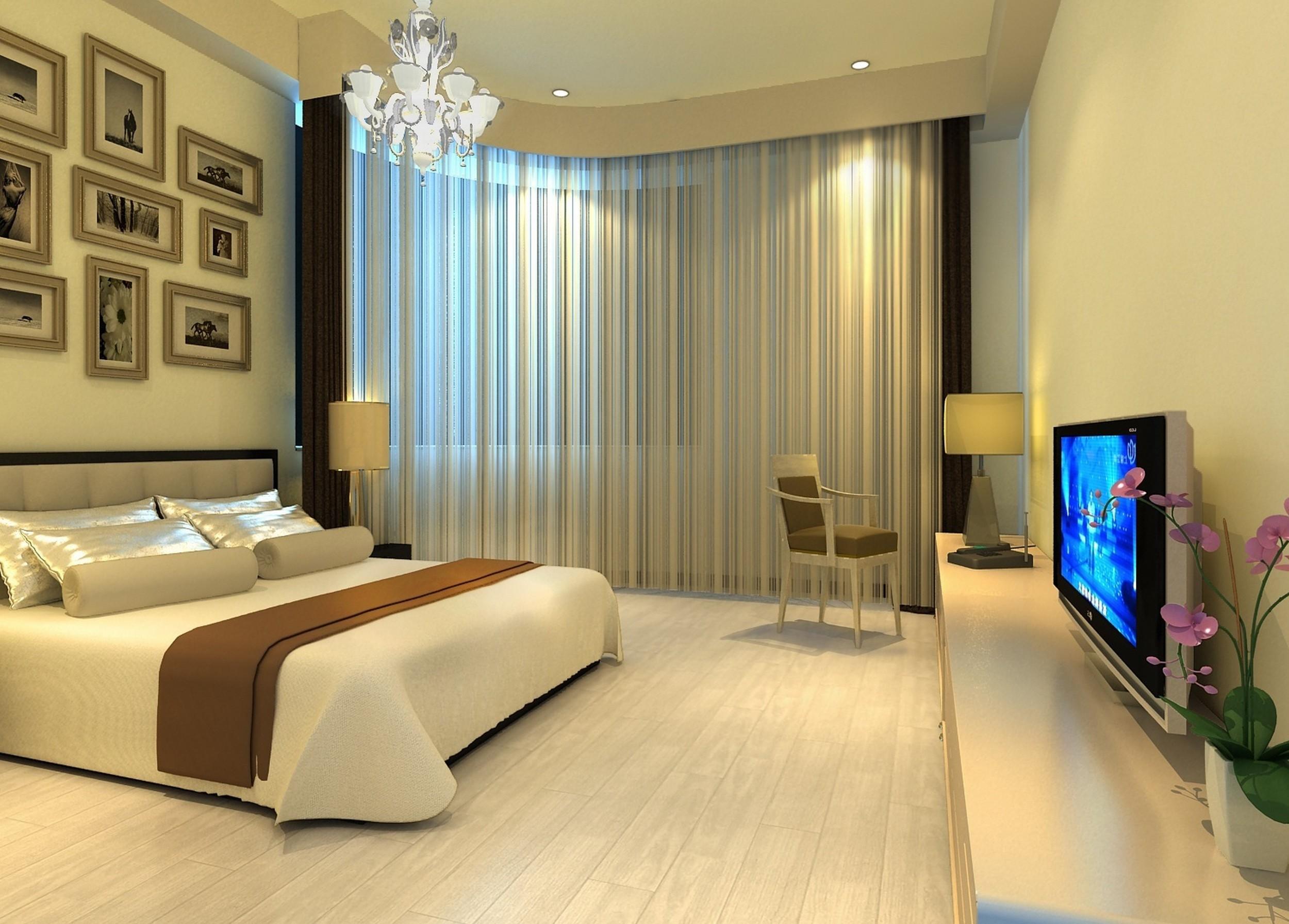 Шторы в спальню современный дизайн