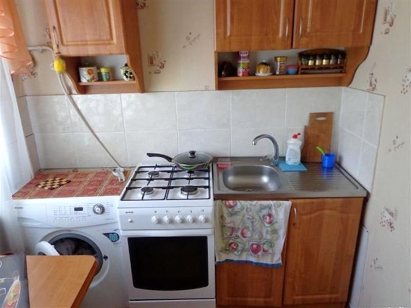 Простой ремонт кухни в хрущевке своими руками фото 12