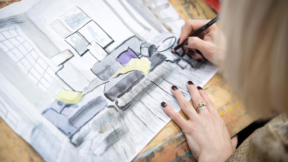 Что такое дизайнер интерьера профессия где учиться