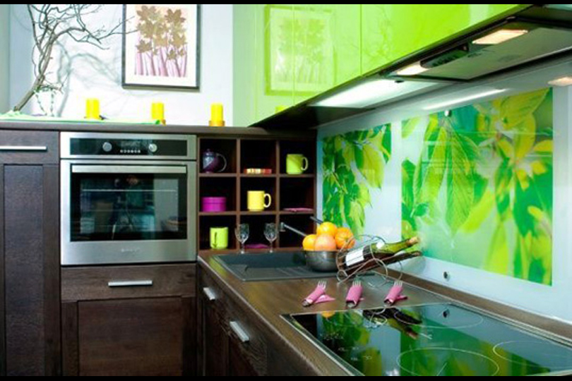 Отделка и дизайн кухни своими руками