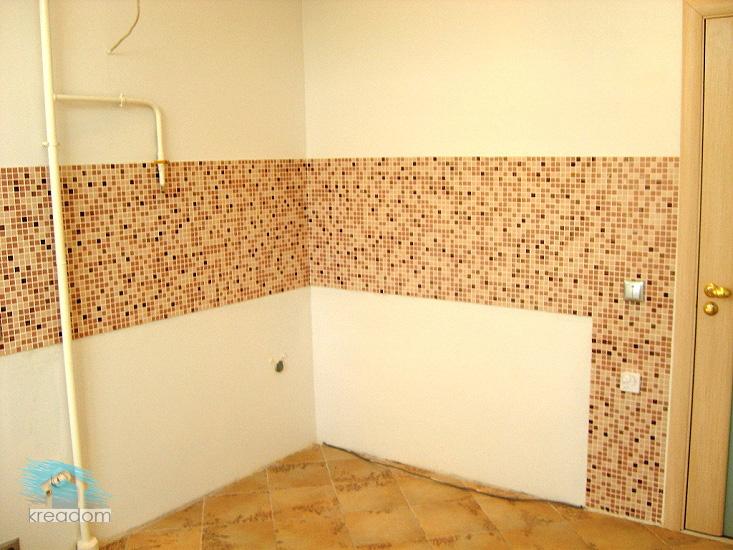 Чем и как отделать стены в кухне