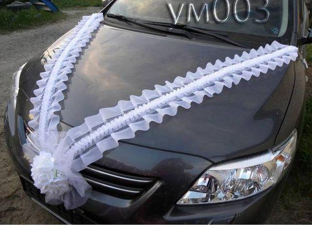 Как украсить машину своими руками