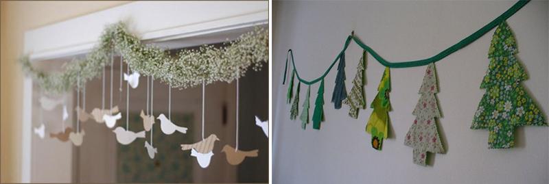 как украсит квартиру у новому году фото