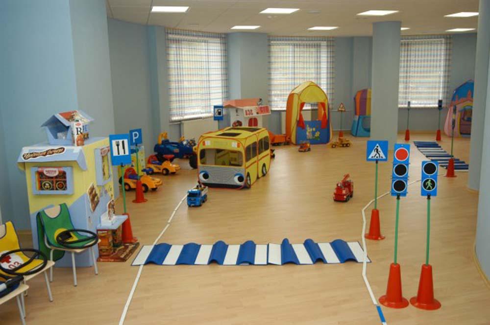 Оформление игровой зон в детском саду своими  876