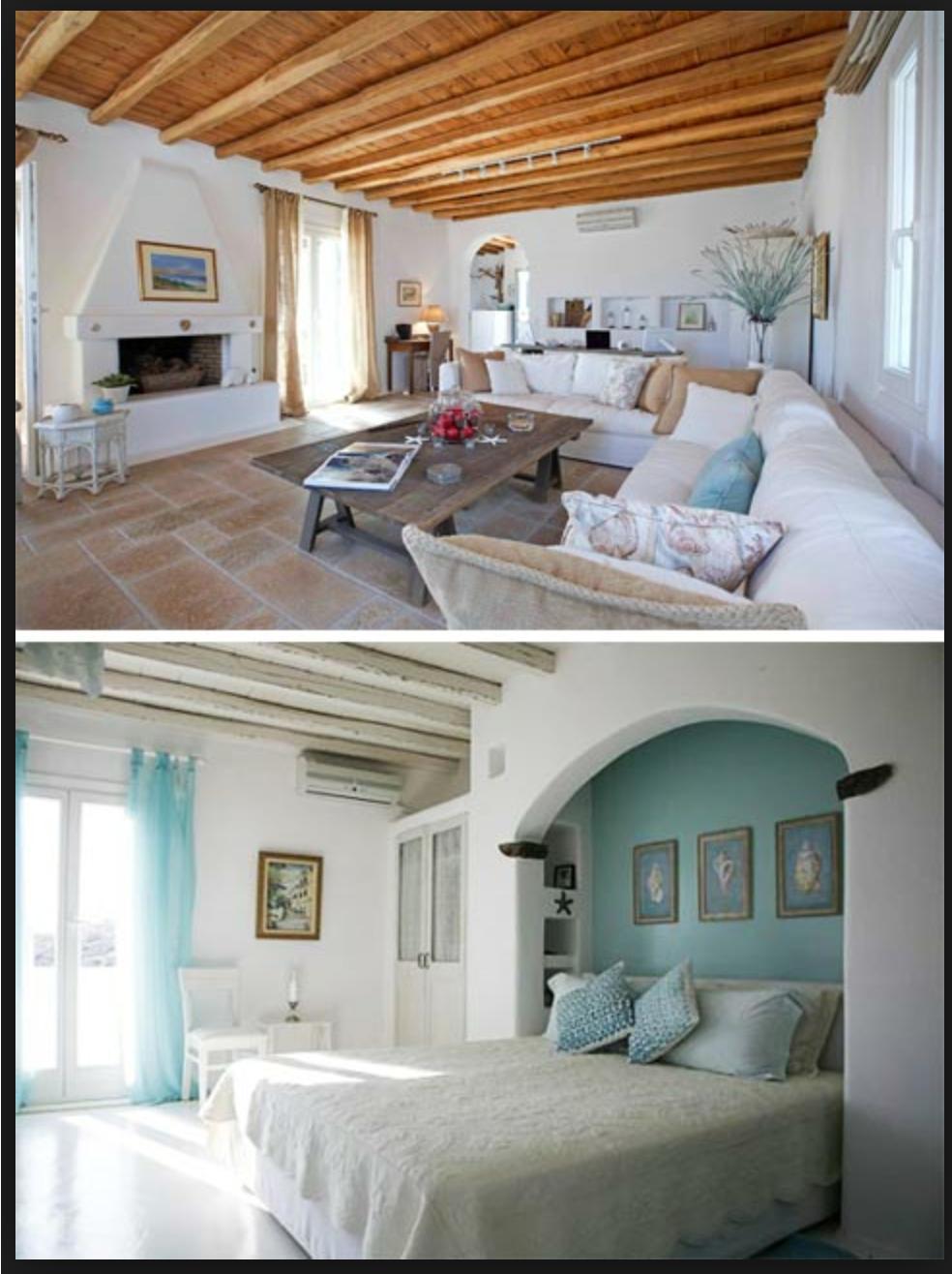 Дизайн дома в греческом стиле фото
