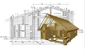 проектирование дома из бруса определить, нравишься
