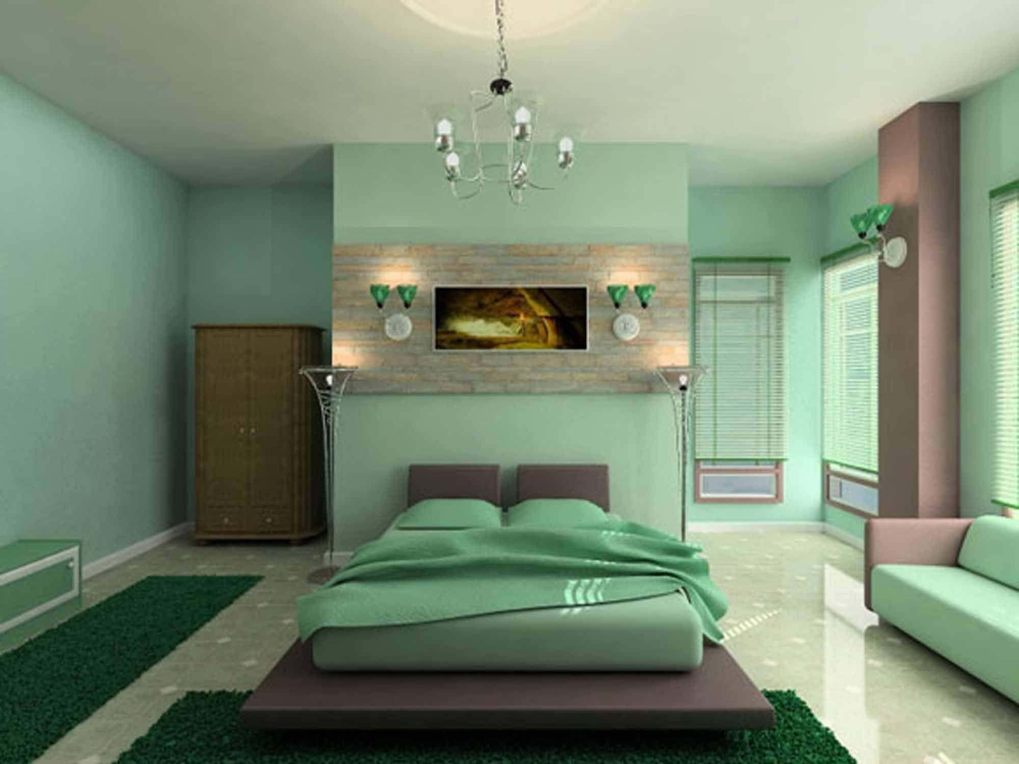 Покраска комнаты дизайн