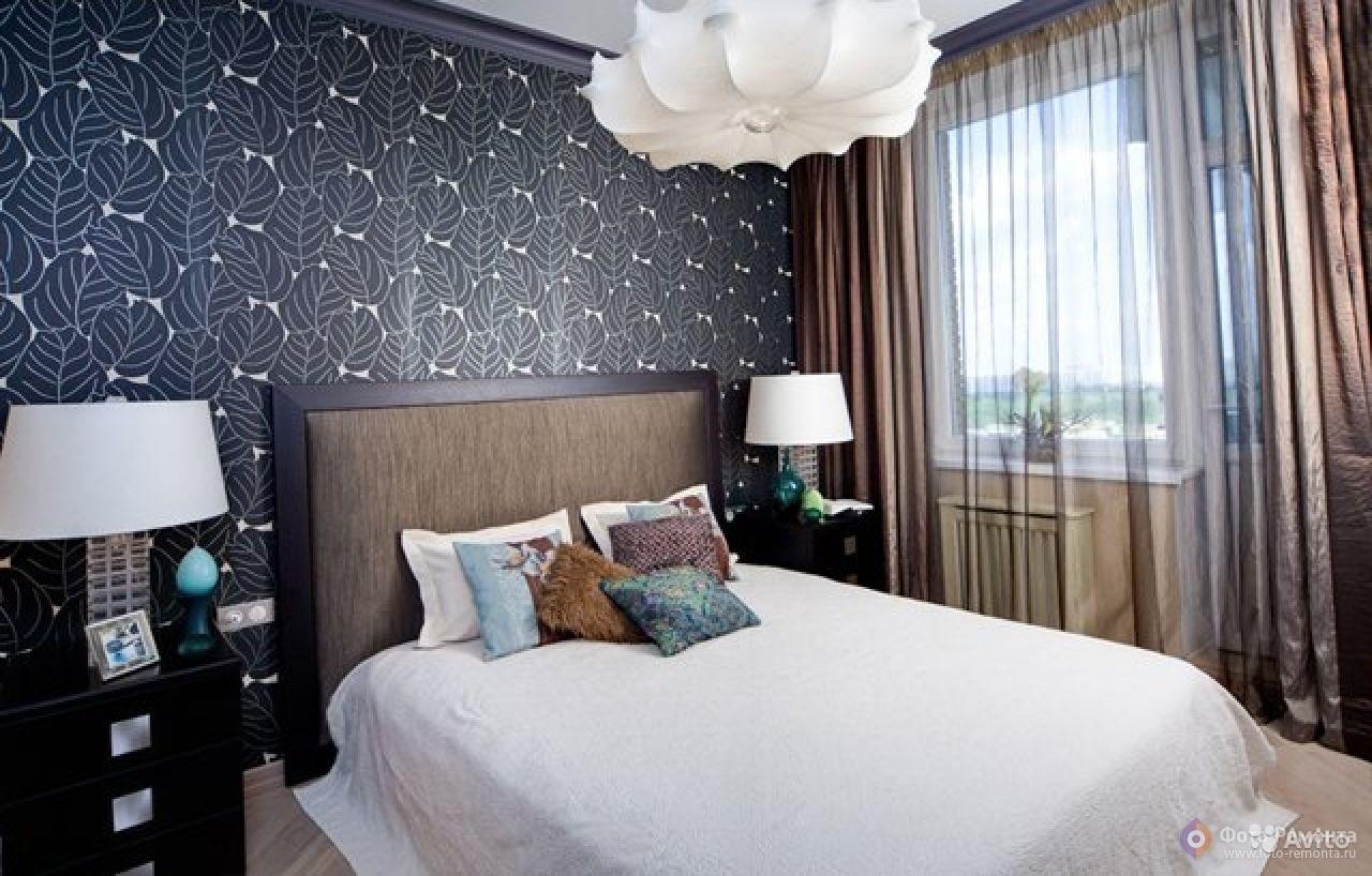 Дизайн маленькой спальни, как расставить мебель, освещение, .